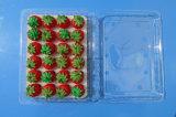Casella a gettare di imballaggio di plastica del contenitore di plastica della frutta 500 grammi