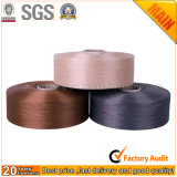 Hilado hueco de los PP del color, fabricante hecho girar del hilado