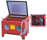 모래 돌풍 내각 분사기 공기 모래 분사 전자총 모래 폭파 기계