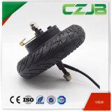 Czjb motor sin cepillo eléctrico del eje de rueda de 8 pulgadas para la vespa