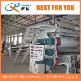 기계를 만드는 플라스틱 PVC 장 압출기