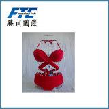Напечатанный женщиной Swimwear треугольника Бикини Beachwear для женщин/повелительницы
