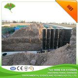 Calidad estupenda: Tratamiento de aguas residuales combinado subsuperficie para quitar las aguas residuales