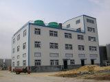 Mehrstöckiges helles Stahlkonstruktion-Aufbau-Nahrungsmittelwerkstatt-Feld (KXD-SSW49)
