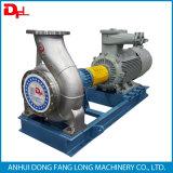 Gute Qualitätshorizontale säurebeständige zentrifugale elektrische chemische Pumpe