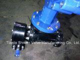 Тип клапан-бабочка волочения привода шестерни с Ce одобряет