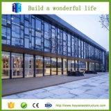 Estructura de acero prefabricada Buidings de la alta calidad de China y del bajo costo