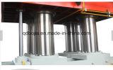 Gummifliese, die Maschine/Gummifußboden-Ziegeleimaschine/Gummifliese-vulkanisierenmaschine herstellt