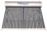 De Verwarmer van het Water niet van de Druk van het Systeem van de Zonne-energie (300Liter)
