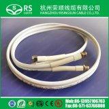 Verbinder-Überbrückungsdraht-Kabel des HF-50ohm Koaxialkabel-3D-Fb