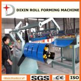 Decoiling & Slitting & Cut a Length & a Recoiling Machine