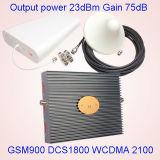 2g 3G 4G Signal-Zusatz-/Verstärker-2g 3G 4G Signal-Zusatzverstärker, Verstärker- 2g 3G 4G Innenc$tri-band Verstärker mit preiswertem Preis