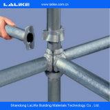 Het hoogwaardige Systeem van de Steiger van Cuplock van het Staal voor Stutsel en Platform