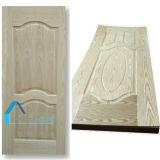 Pelli di legno del portello con lo strato laminato di HDF