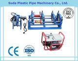 Poly machine de soudure par fusion de bout de pipe de Sud160h