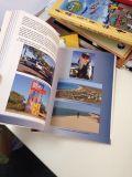 Salida rápida de calidad superior del precio barato de los libretes del folleto de Catalogue Printing Company