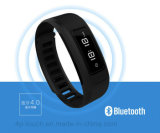 Le bracelet intelligent de Bluetooth avec IP56 imperméabilisent (H6)
