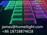 10PCS RGB Full Color Control LED Stage Light Party Infinity Mirror 3D LED Dance Floor