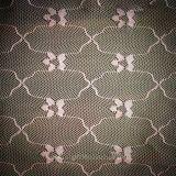 Recentemente tessuto netto della zanzara del jacquard del poliestere di disegno/rete di zanzara indiani di vendita caldi poliestere di Tela