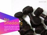 Brasilianische Jungfrau-Haar-Sprung-Wellen-natürliches Farben-Großverkauf-Menschenhaar