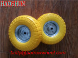 Резина катит колесо тележки 410/3.50-4 инструментов