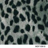 Kingtop 1m Film Wdf2600b van het Af:drukken van Aqua van het Ontwerp van de Huid van de Breedte Dierlijke