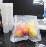 Sacchetti di vuoto strutturati/impressi su ordinazione con la Manica dell'aria per l'imballaggio di alimento