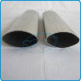 Câmaras de ar ovais elípticas do aço inoxidável para o punho de porta de vidro