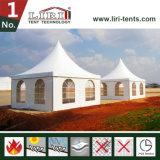 Pagode-Kabinendach-Zelte der hohen Spitzen-10 3X3m 4X4m 5X5m 6X6m