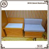 チェーン星のホテルの寝室の家具