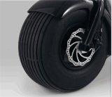 Самокат/Citycoco мотоцикла силы скорости 2 колес электрический с индикацией СИД