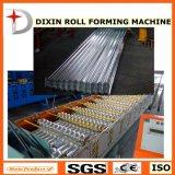 Folha ondulada de alumínio do telhado de Dx que faz a máquina