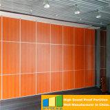 Puerta operable, pared de partición movible para la sala de conferencias