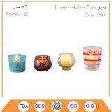 Miniglaskerze-Halter, Minikerze-Lampe