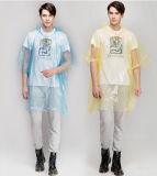 유럽에서 대중 선전용 유행 처분할 수 있는 비옷 비 판초 도매