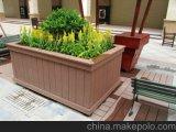 WPC Decking-Blumen-Standplatz