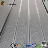 Placas plásticas ao ar livre impermeáveis sintéticas do Decking do vinil
