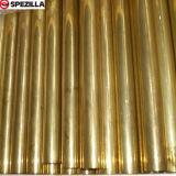 Tubo de cobre sem emenda niquelar de ASTM B111 (C70600 C71500)