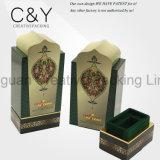 Caixa de presente patenteada do perfume do projeto na forma especial