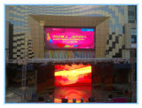 El panel de visualización impermeable fundido a troquel alquiler a todo color al aire libre P5