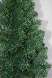 Рождественская елка реалиста искусственная с украшением цвета СИД света шнура Multi (AT1043)