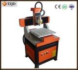 máquina hecha en casa de talla de madera de la carpintería del ranurador del CNC 3D