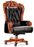 Mobília original antiga luxuosa de diretor de controlo escritório do projeto