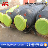 Tuyaux de flottement de pétrole en caoutchouc