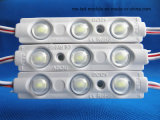 Módulo impermeável de capacidade elevada do diodo emissor de luz da injeção 1.2W 5730