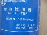 Sdlg LG936 Rad-Ladevorrichtung zerteilt Kraftstoffilter 612600081334 4110000589001