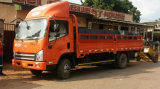 FAW 4X2 5 톤 화물 트럭