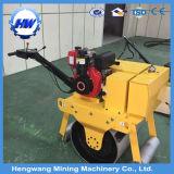 Mini costipatore del rullo, piccolo rullo compressore (HW-600)