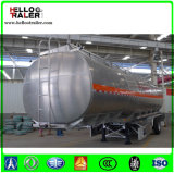 Aluminiumkraftstofftank-halb Schlussteil-/Isolierungs-Öl-Flüssigkeit-Sattelschlepper