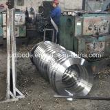 Borde del acero de carbón de la instalación de tuberías